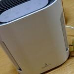 Amazonで買えるコンパクト空気清浄機が良い感じ!