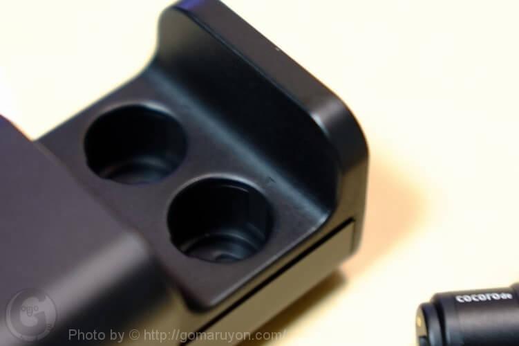cocorode(ココロデ)のイヤホンを充電