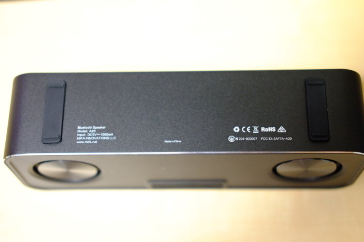 MIFA A20 Bluetoothスピーカー