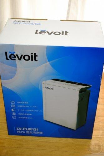 Levoit 空気清浄機 LV-PUR131 パッケージ