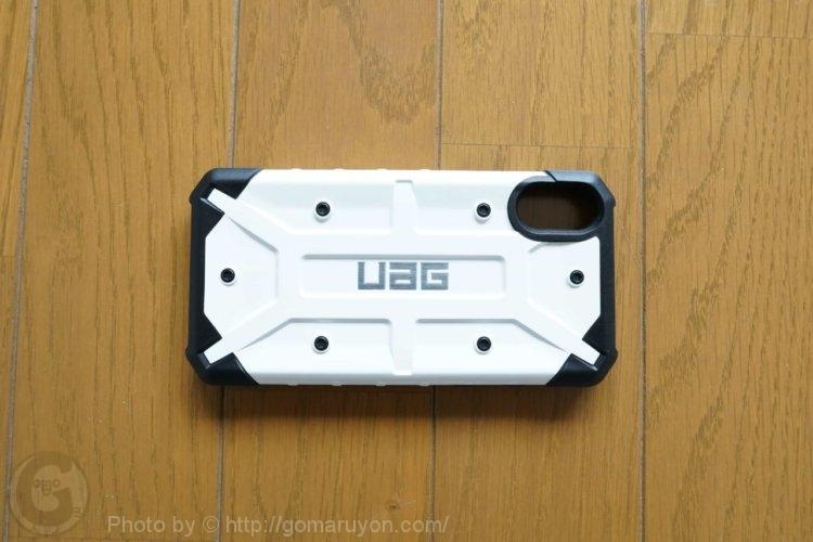 UAG iPhoneケース レビュー