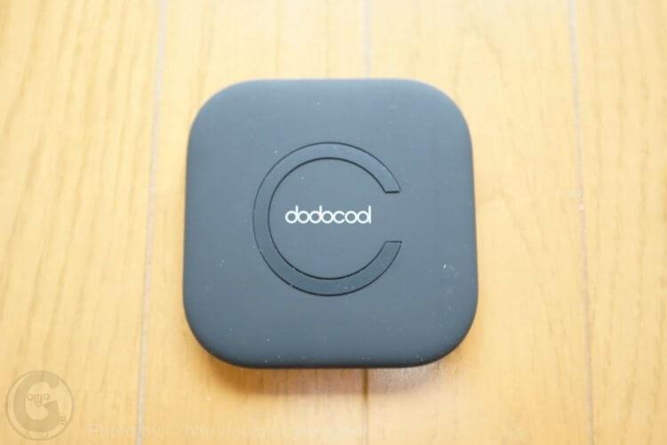 dodocool Qiワイヤレス充電器 レビュー