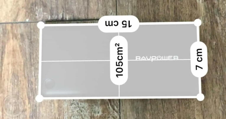 RAVPower 使い方 レビュー