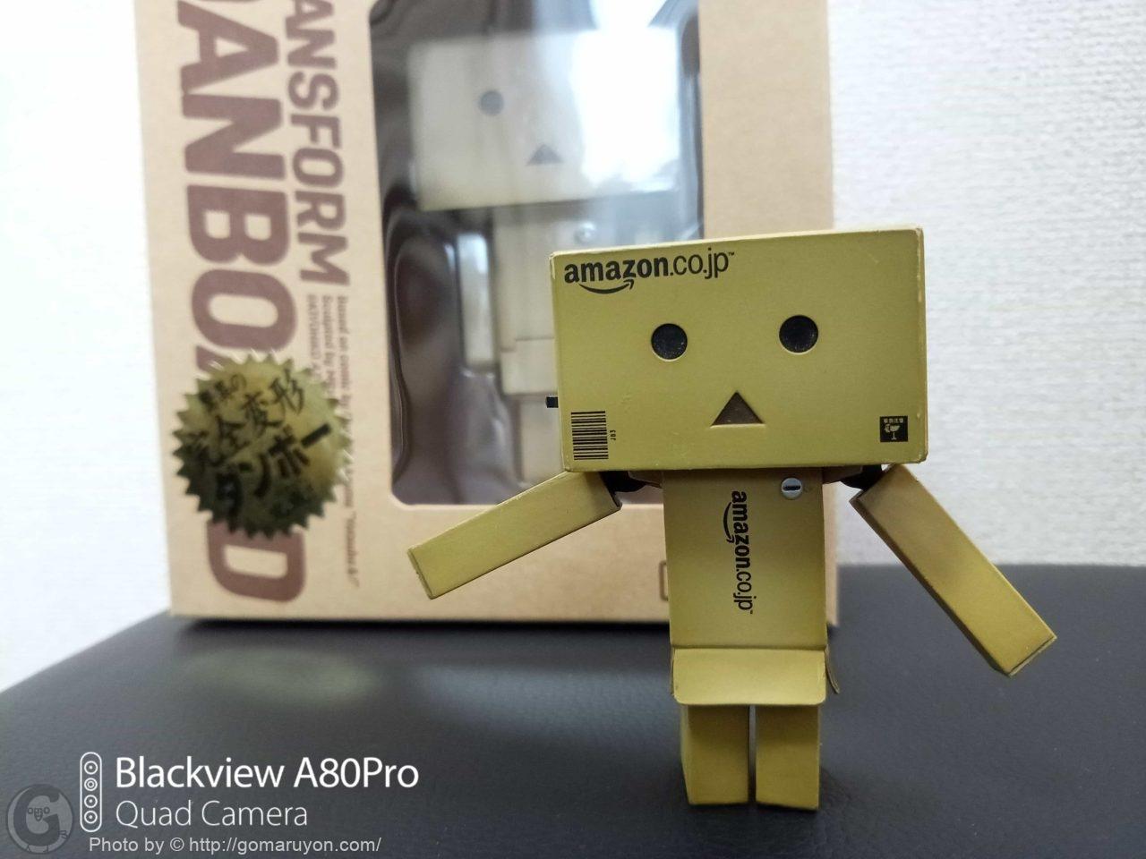 Blackview A80 Proのカメラ性能と撮った写真