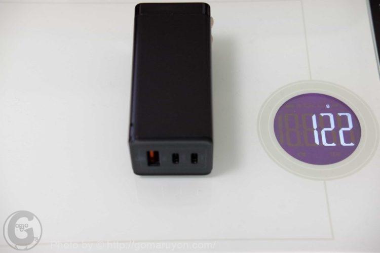 Macbookの小型電源アダプタ