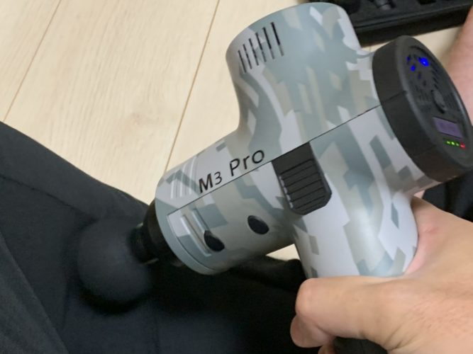 opove M3 Pro マッサージガン